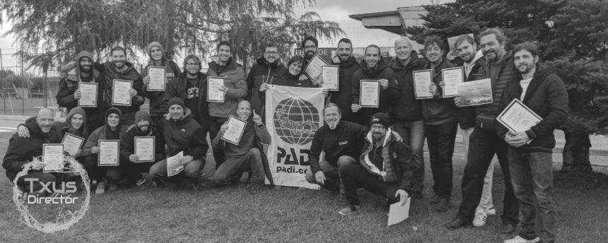 ¡Enhorabuena instructores 2018!